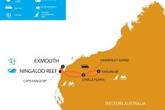 Ningaloo-Reef-Pilbara-Adventure-Map