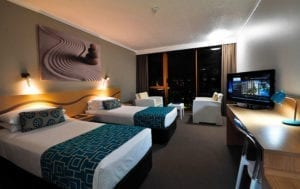 Pacific Hotel Cairns - Via Travel East Coast Australia Accommodation