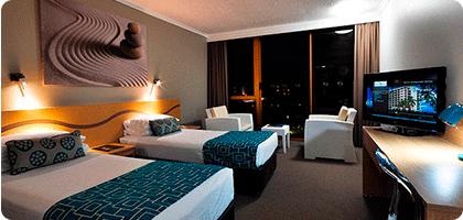 Pacific Hotel Cairns - Via Travel East Coast Australia Accommodation