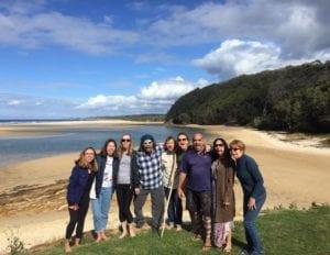 small group tours australia