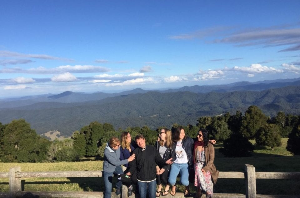 Breath the fresh air of Dorrigo mountains