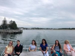 sunset cruise port macquarie with via travel