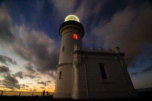 byron bay light house - east coast organised tour