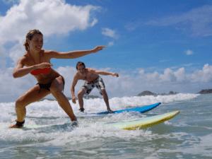 byron bay surf class - east coast australia escorted tour